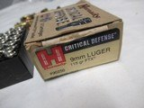 50 rds 9MM Luger ammo - 2 of 4