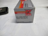 1993 Winchester 22LR commerative Tin Full Brick - 8 of 8