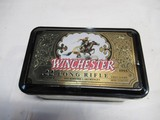 1993 Winchester 22LR commerative Tin Full Brick - 1 of 8