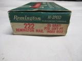 Remington Kleanbore 222 Rem Mag Ammo Full Box 20rds - 3 of 7