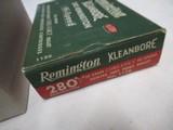 Full box 20rds Remington Kleanbore 280 Rem - 2 of 5