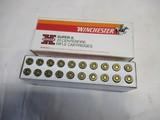 Full box 20rds Winchester Super X 222 Rem
