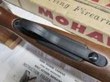 Remington 600 Mohawk 222 Rem NIB with Walnut Stock! - 15 of 24