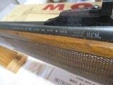 Remington 600 Mohawk 222 Rem NIB with Walnut Stock! - 18 of 24