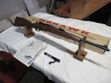 Remington 600 Mohawk 222 Rem NIB with Walnut Stock!