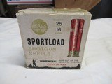 Full Box Sears Sportload 16ga