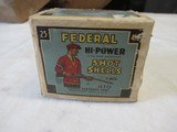 Full Box Federal Hi-Power 410 Shells