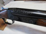 CSM Winchester 21 20ga No 5 Engraved Like New!