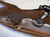 EARLY Remington 700 Varmit 222 Rem with Period Redfield Scope NICE! - 2 of 22
