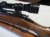 EARLY Remington 700 Varmit 222 Rem with Period Redfield Scope NICE! - 20 of 22