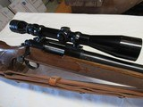 EARLY Remington 700 Varmit 222 Rem with Period Redfield Scope NICE!