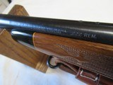 EARLY Remington 700 Varmit 222 Rem with Period Redfield Scope NICE! - 16 of 22