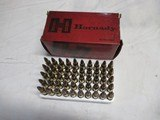 50 Rds Hornady 223 Rem Ammo