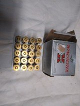Full Box Winchester 500 S&W JHP Reduced Recoil