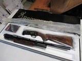Browning Mod 12 Gr V 20ga NIB
