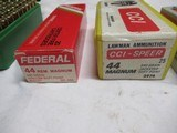 Lot of 44 Magnum Factory Ammo 185 Rds - 4 of 9