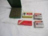 Lot of 44 Magnum Factory Ammo 185 Rds