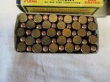 4 Vintage Full Boxes 22 Ammo 2 Western, 1 Chnuck, 1 Remington - 4 of 9