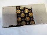 Full Box 50 rds Universal Firearms Corp. M-1 .30 Caliber Carbine Ammo - 5 of 5