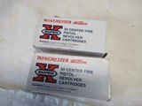 94 Rds Factory Winchester 45 Win Mag Ammo