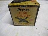 Full Box Peters High Velocity 16ga Rifled Slugs