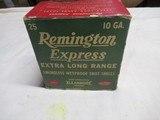 Full Box Remington Express Extra Long Range Kleanbore 10ga