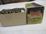 2 Boxes Western Super X Lubaloy 22 Hornet - 6 of 6