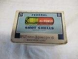 Full box Federal Hi Power Flying Duck 12ga - 5 of 8