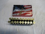 Full box 20 rds Hornady American Whitetail 300 Win Mag Ammo - 1 of 3