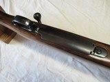 Winchester Pre 64 Mod 70 Std 375 H&H Magnum - 12 of 21