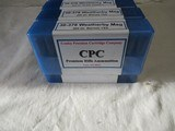7 Boxes 140 Rds CPC Premium Rifle 30-378 Wby Mag Ammo - 4 of 5