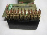 4 Boxes 80 Rds Remington Premier Scirocco Bonded 7MM Rem Ultra Mag Ammo - 2 of 3