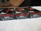 6 Boxes 120 Rds Winchester Accubond 325 WSM Ammo - 3 of 7