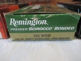 5 Boxes 100 Rds 300 WSM Ammo - 3 of 12