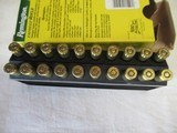Full box 20 Rds Remington 222 Rem Ammo - 3 of 4