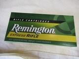 Full box 20 Rds Remington 222 Rem Ammo - 1 of 4