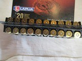 Full Box Lapua 20 Rds 6MM B.R.Norma Ammo Made in Finland - 3 of 5