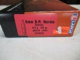 Full Box Lapua 20 Rds 6MM B.R.Norma Ammo Made in Finland - 2 of 5