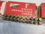 120 Remington Once Fired 250 Savage Casings - 5 of 9