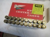 120 Remington Once Fired 250 Savage Casings - 9 of 9