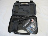 Smith & Wesson M&P 22 22LR Like new with case