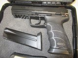 Heckler & Koch HK 45 Like New with case and extra mag & paperwork - 2 of 15