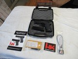 Heckler & Koch HK 45 Like New with case and extra mag & paperwork