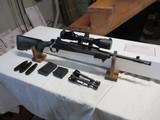 Ruger Gunsite Scout 308 with Scope, Bipod & Box - 1 of 20