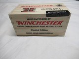 Winchester SuperX Full Brick Limited Edition 22 LR Ammo in Wood Box