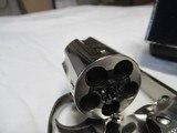 Smith & Wesson Mod 49 Bodyguard 38 S&W Spl Nickel with Box - 5 of 13