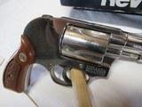 Smith & Wesson Mod 49 Bodyguard 38 S&W Spl Nickel with Box - 8 of 13