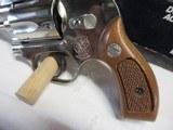 Smith & Wesson Mod 49 Bodyguard 38 S&W Spl Nickel with Box - 4 of 13