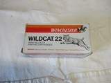 Full Brick 10 Boxes 500 Rds Winchester Wildcat 22LR Ammo