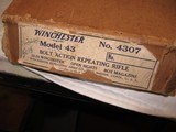 Winchester Mod 43 Std 32-20 with Box 99%+++ - 24 of 24